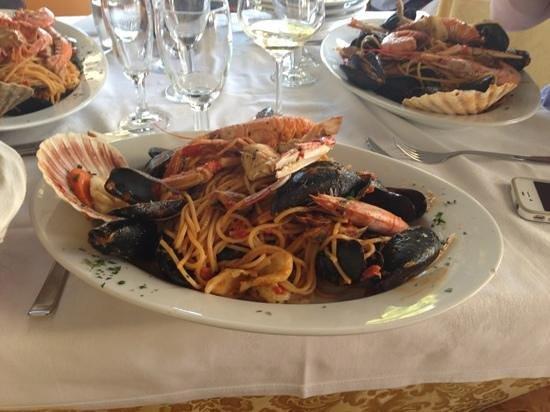 El Paladar: spaghetti allo scoglio