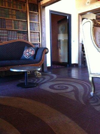 Petit Ermitage: Lounge