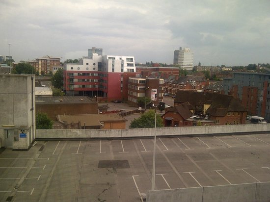 Ramada Hotel & Suites Coventry : View