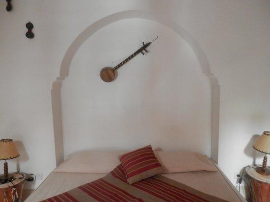 Riad Adika: la chambre