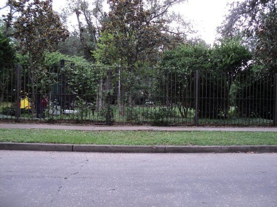 Oakview Bed and Breakfast: City Park fishing rodeo area