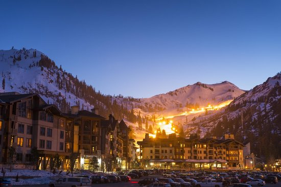 The Village at Squaw Valley is in the heart of the action.