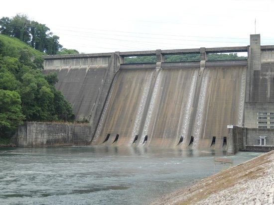 Norris Dam State Park: Dam