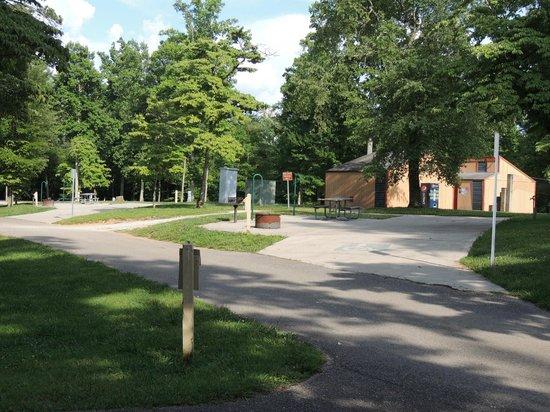 Norris Dam State Park: Campsites
