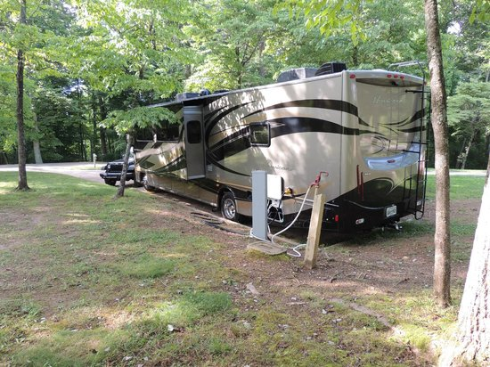 Campsites Picture of Norris Dam State Park Rocky Top TripAdvisor