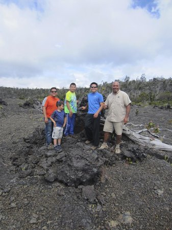 Native Guide Hawaii: In Volcano Nat'l Park