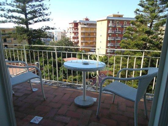 Il Giglio Bianco: Vista desde el balcón