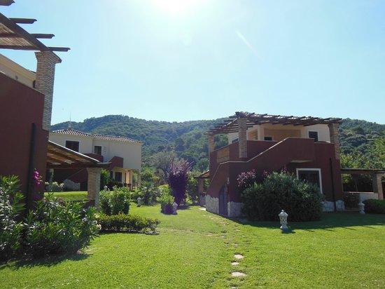Alcantara Resort: Hotelanlage