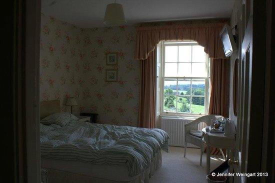 East Horton Farmhouse: Cheerful and comfortable room