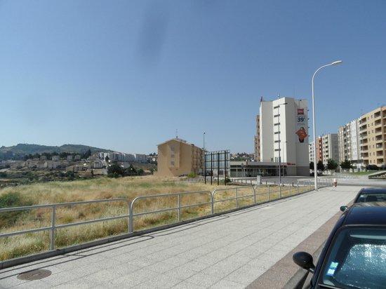 Hotel Ibis Braganca : o hotel