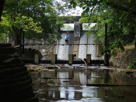 Standing Stone : dam
