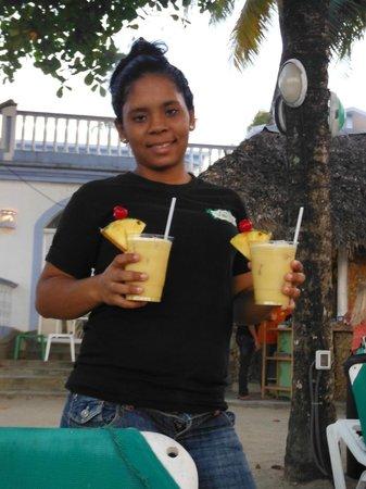 Mojito Bar: nice people
