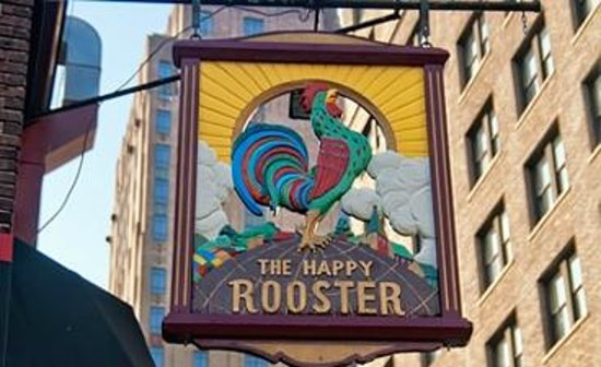 Image result for happy rooster cafe logo