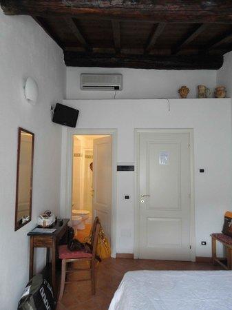 L'Antica Pieve: camera Casella