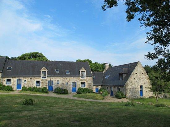 Domaine du Puits Saint Pierre : esterno
