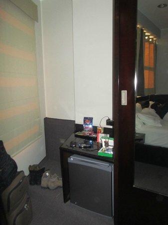qp Hotels Arequipa: Mini bar
