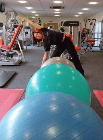 Gym Picture Of Pools On The Park Richmond Tripadvisor