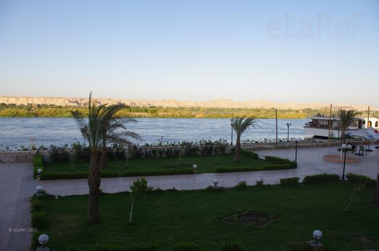 Horus Resort Menia: View from our Room