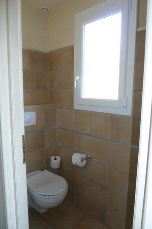 Hotel Alivi di Santa Giulia : Toilette