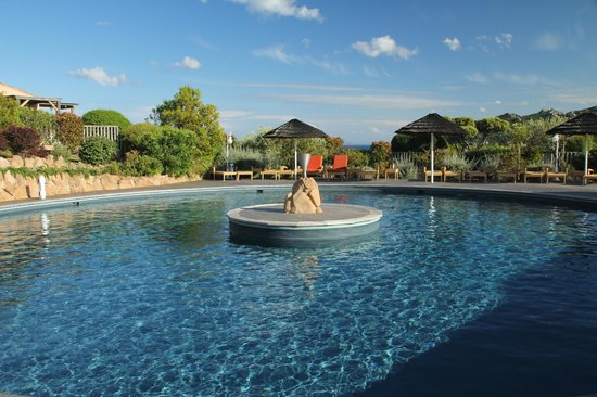Hotel Alivi di Santa Giulia : Pool