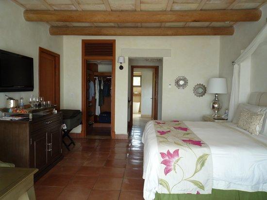 The St. Regis Punta Mita Resort: Nosso quarto