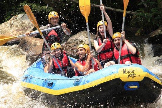Serra Gaucha: Rafting na Serra Gaúcha - Brasil Raft Park