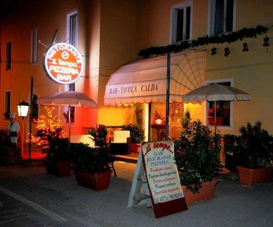 Ristorante Pizzeria Il Tempo: Ottimo ambiente, ottima qualità!