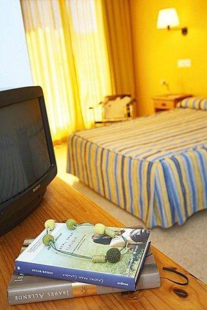 Bulevard Hotel: Habitación