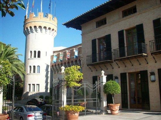 Castillo Hotel Son Vida, a Luxury Collection Hotel: Hotel 1