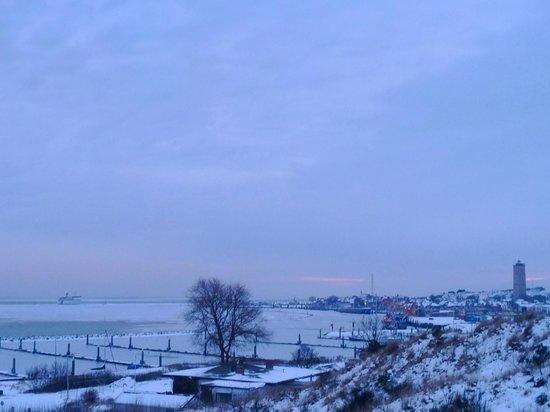 terschelling winter west