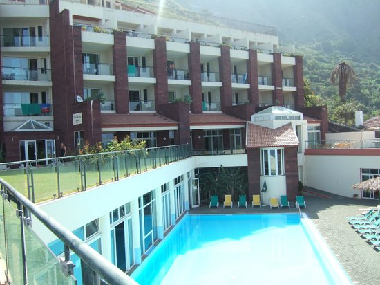 Aparthotel Paul do Mar: All Rooms have sea view and roomy balcony