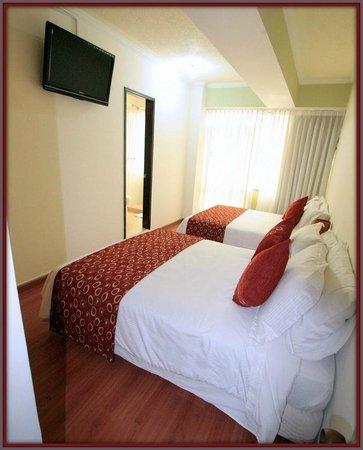 Hoteles Airport Travel: Habitacion Aparta Suite
