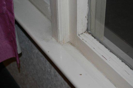 Travelodge Ridgeway Martinsville Area : Insulated window??