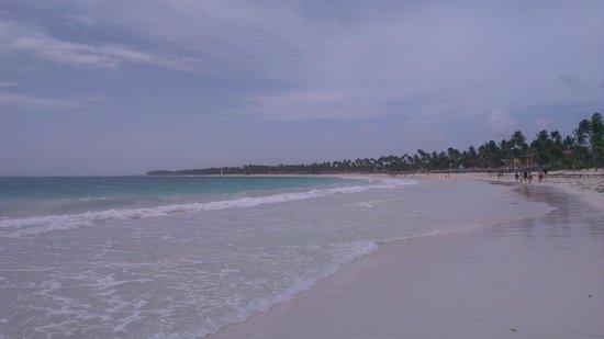 Ocean Blue & Sand: the long bavaro beach