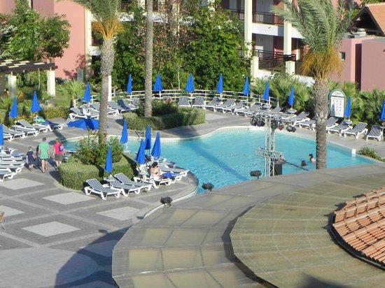 Aldiana Cyprus: main pool