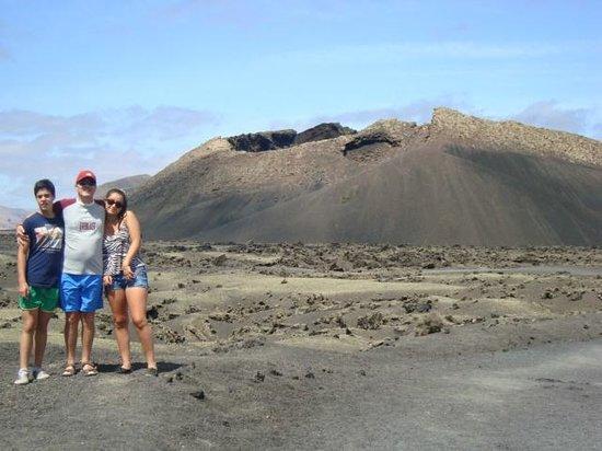 Raven's Volcano: El volcán del cuervo