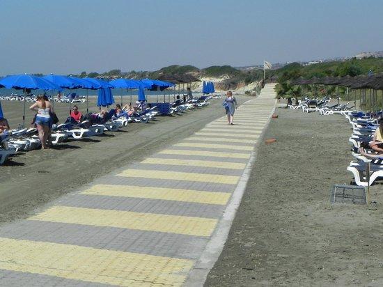 Aldiana Cyprus : Private beach