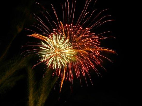 Aldiana Cyprus : Firework display