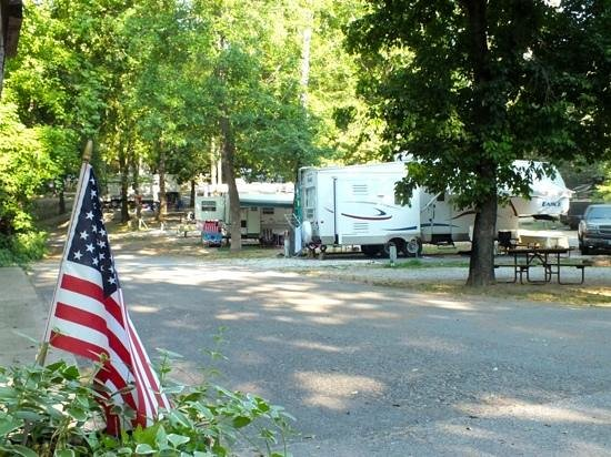 Cooper Creek Resort and RV Park : Add a caption