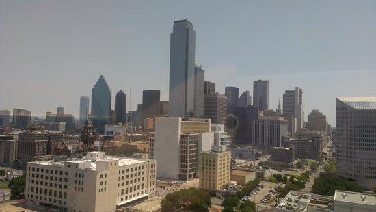 Hyatt Regency Dallas: View from room