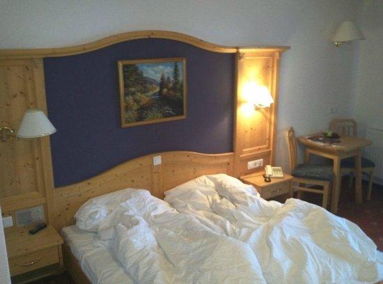 Hotel Berghof: Zimmer