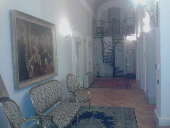 Antica Dimora alla Rocca: entrata