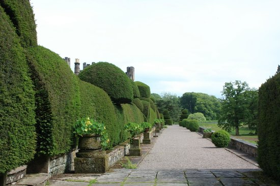 The gardens at Hutton in the Forest