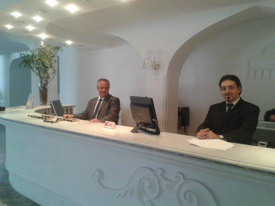 Hotel La Residenza: Ricevimento