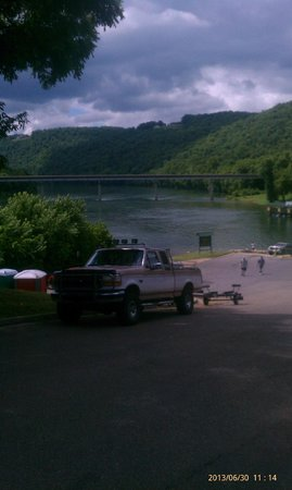 Jack's Fishing Resort and RV Park: Nearby boat launch