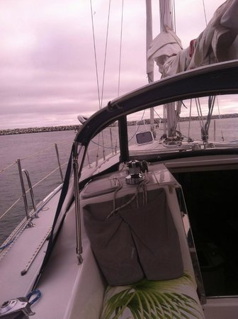 Dream Catcher Yacht Charters: the harbor