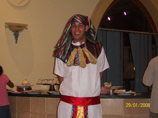 Viva Sharm Hotel: BARBEQUE NIGHT