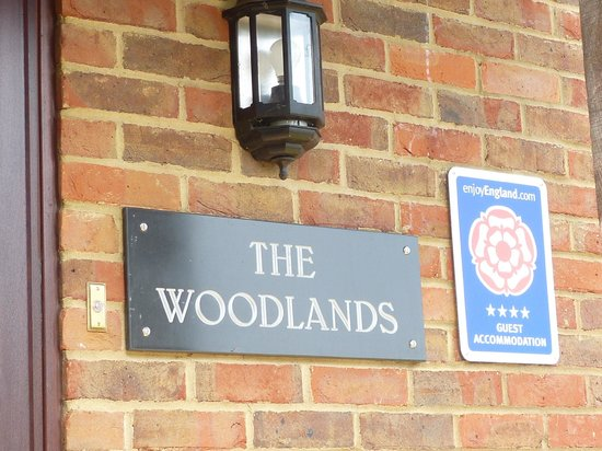Woodlands Bed & Breakfast: An excellent four star B&B