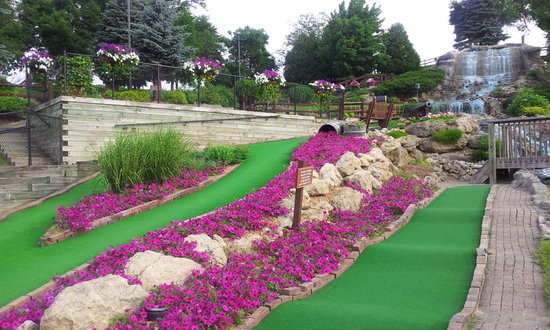 Wisconsin Dells Golf Wisconsin Dells Resort: Pirate's Cove Adventure Golf (Wisconsin Dells)