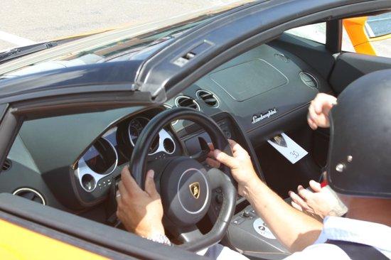 Inside Lamborghini Picture Of Gotham Dream Cars Englewood